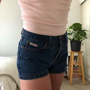 Roxy Jeans - Vintage Roxy Denim Shorts